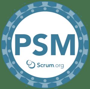 Certification PSM France freelance scrum master indépendant