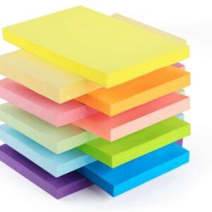 Notes autocollantes pour vos Boards et Agiles (Scrum et SAFe) et tableaux Lean (Kanban)